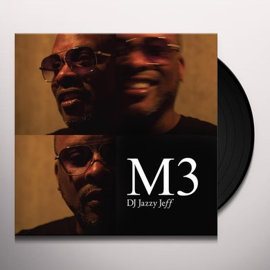 DJ Jazzy Jeff & The Fresh Prince M3 Vinyl Record