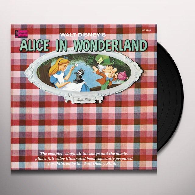 MAGIC MIRROR: ALICE IN WONDERLAND / O.S.T.