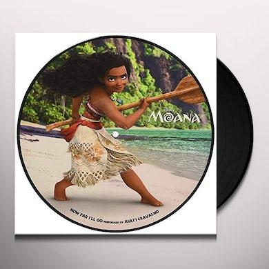 How Far I'Ll Go / Various HOW FAR I'LL GO (FROM MOANA) / VARIOUS Vinyl Record