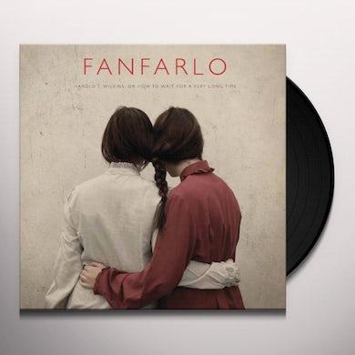 Fanfario HAROLD T WILKINS / COMETS Vinyl Record