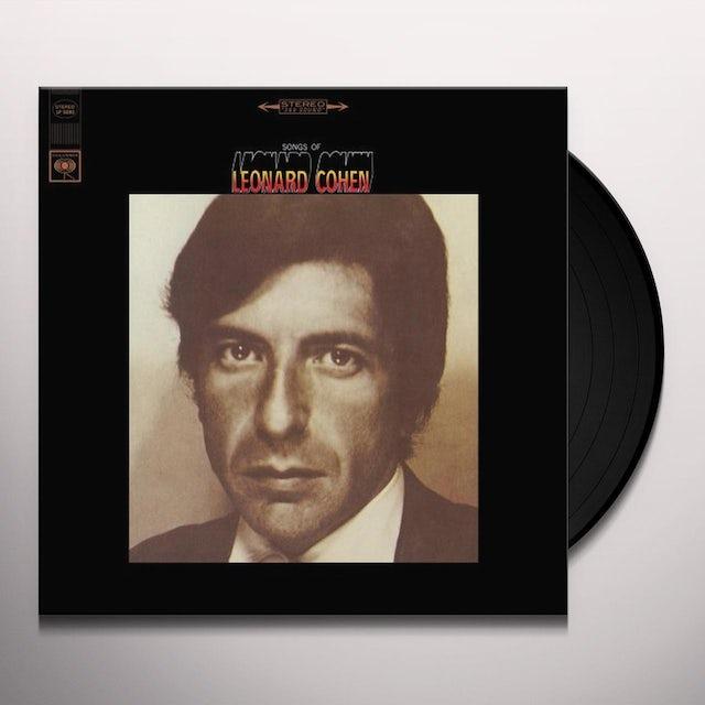 SONGS OF LEONARD COHEN Vinyl Record