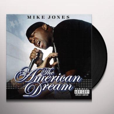 Mike Jones AMERICAN DREAM Vinyl Record