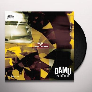Damu The Fudgemunk RARE & UNRELEASED Vinyl Record