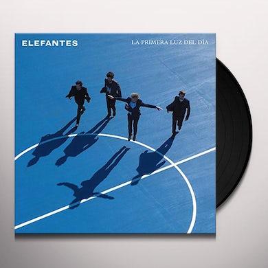 ELEFANTES LA PRIMERA LUZ DEL DIA Vinyl Record