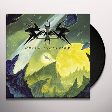 Vektor OUTER ISOLATION Vinyl Record