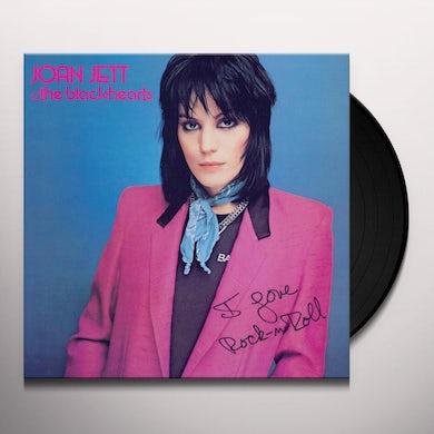 Joan Jett & The Blackhearts I LOVE ROCK N ROLL Vinyl Record