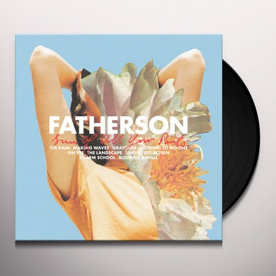 Fatherson SUM OF ALL YOUR PARTS Vinyl Record