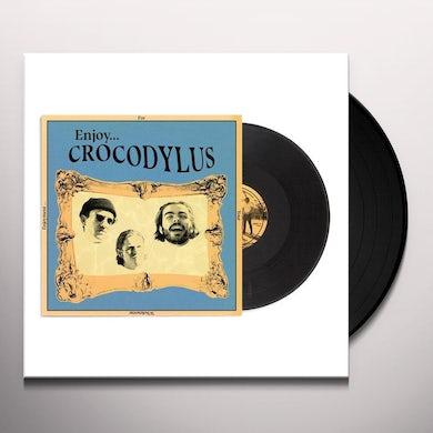 Crocodylus ENJOY Vinyl Record