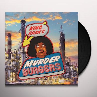 King Khan Murderburgers Vinyl Record