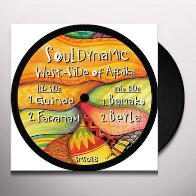 Souldynamic WEST SIDE OF AFRICA Vinyl Record