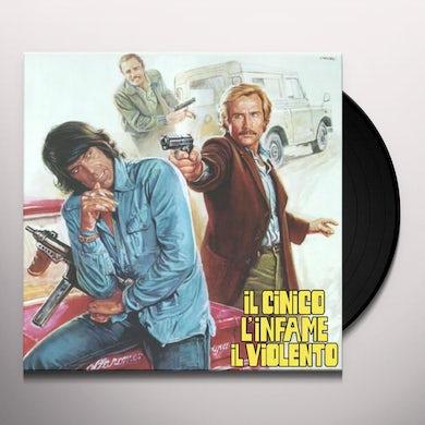 IL CINICO L'INFAME IL VIOLENTO Vinyl Record