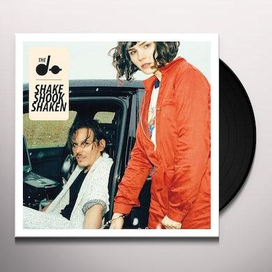 The Dø SHAKE SHOOK SHAKEN Vinyl Record