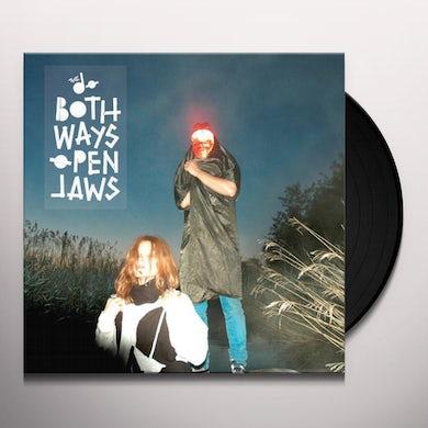 The Dø BOTH WAYS OPEN JAWS Vinyl Record