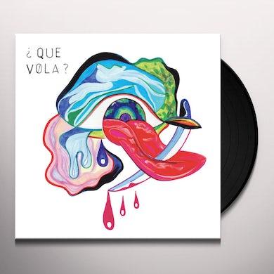 Que Vola Vinyl Record