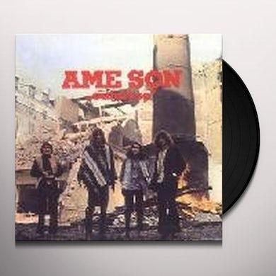 Ame Son CATALYSE Vinyl Record