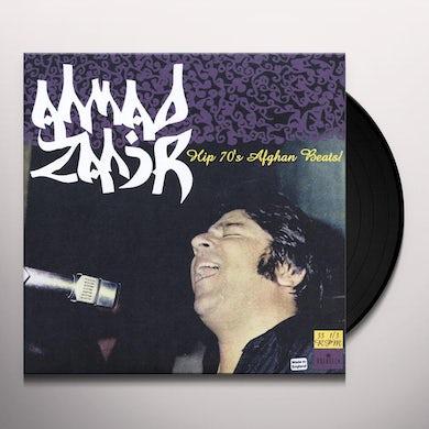 Ahmad Zahir HIP 70'S AFGHAN BEATS! Vinyl Record