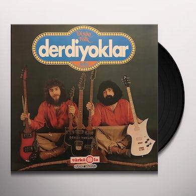Derdiyoklar Ikilisi DISCO FOLK Vinyl Record