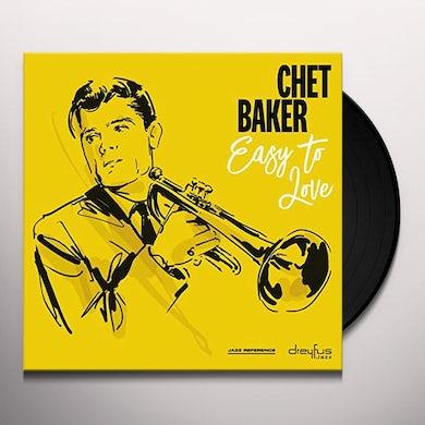 Chet Baker EASY TO LOVE Vinyl Record