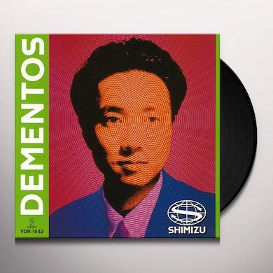Yasuaki Shimizu DEMENTOS Vinyl Record