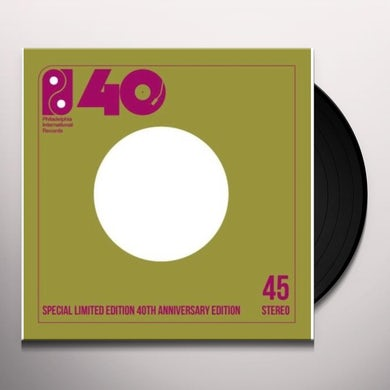 Anthony White HEY BABY/STOP & THINK IT OVER Vinyl Record