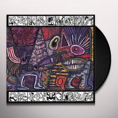 Desmadrados Soldados De Ventura INTERPENETRATING DIMENSIONAL EXPRESS Vinyl Record