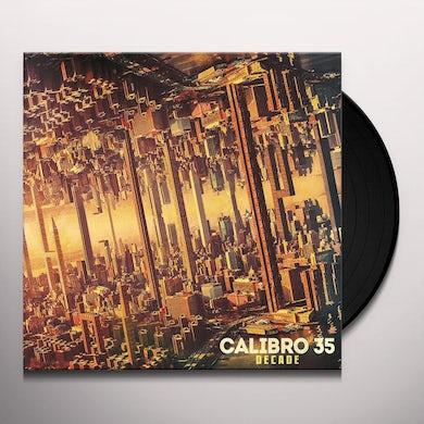 Calibro 35 DECADE Vinyl Record