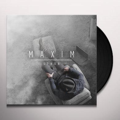 Maxim STAUB Vinyl Record