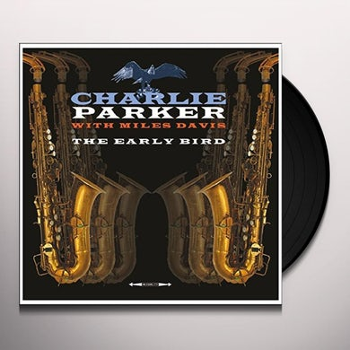 Charlie Parker EARLY BIRD Vinyl Record
