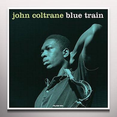 John Coltrane  BLUE TRAIN (BLUE VINYL) Vinyl Record