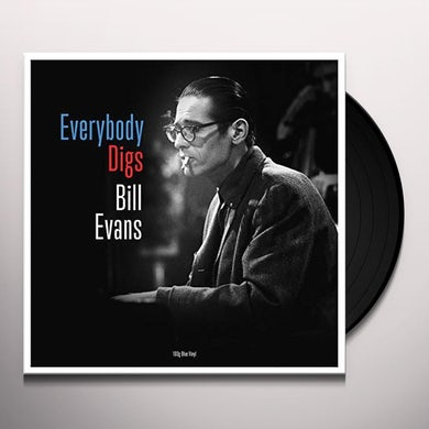 Bill Evans EVERYBODY DIGS Vinyl Record