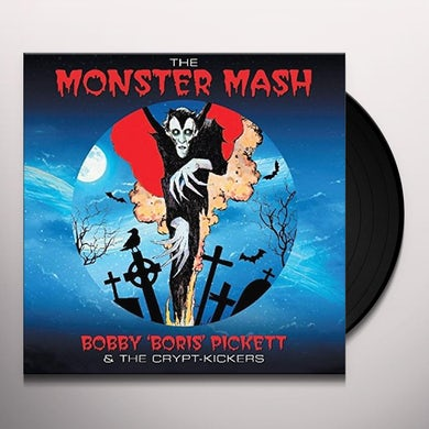 Bobby Boris Picket MONSTER MASH Vinyl Record