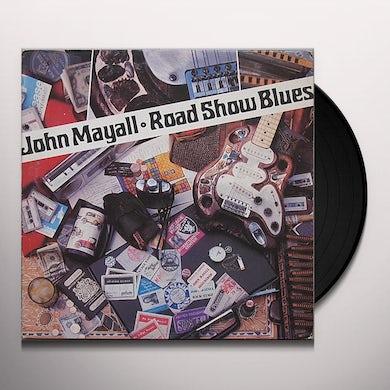 John Mayall ROAD SHOW BLUES Vinyl Record