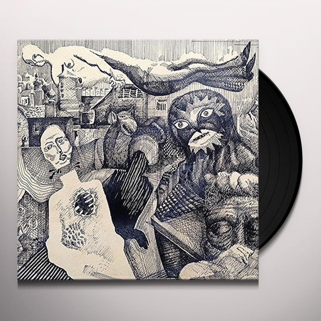 Mewithout you PALE HORSES Vinyl Record