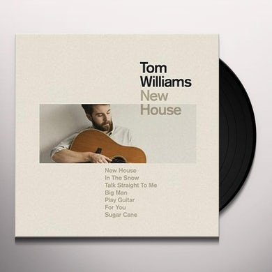 Tom Williams NEW GUITAR/NEW HOUSE Vinyl Record