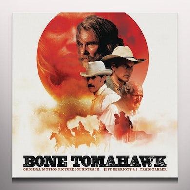 BONE TOMAHAWK / O.S.T. Vinyl Record - UK Release