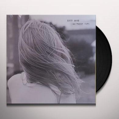 NO WORDS LEFT Vinyl Record