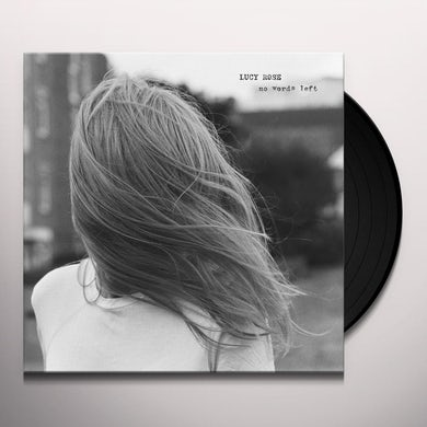 Lucy Rose NO WORDS LEFT Vinyl Record