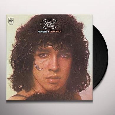 Elkin & Nelson ANGELES Y DEMONIOS Vinyl Record