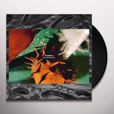 Rawfishboys WHITE STORLINE Vinyl Record