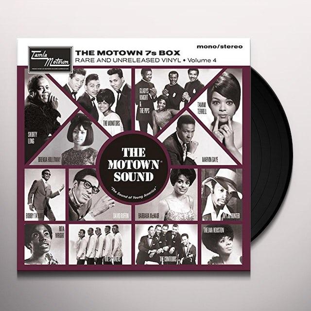 Motown 7S Vinyl Box Volume 4 / Various