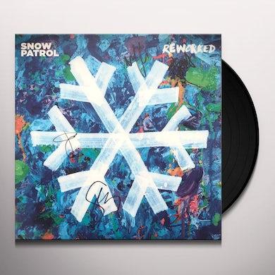 Snow Patrol REWORKED Vinyl Record