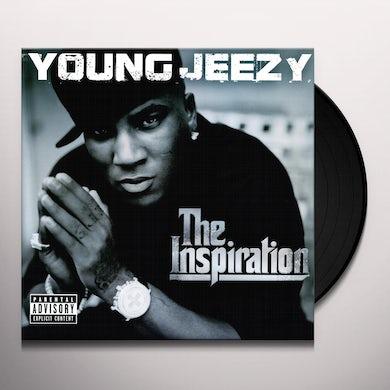 Jeezy INSPIRATION Vinyl Record