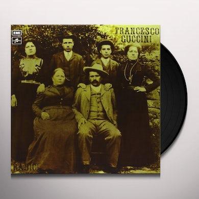 Francesco Guccini RADICI Vinyl Record