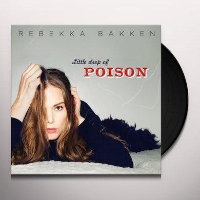 Rebekka Bakken LITTLE DROP OF POISON Vinyl Record