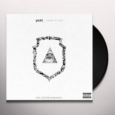 Jeezy SEEN IT ALL: THE AUTOBIOGRAPHY Vinyl Record