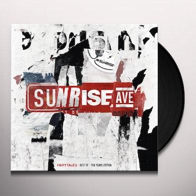 Sunrise Avenue FAIRYTALES: BEST OF 10 YEARS EDITION Vinyl Record