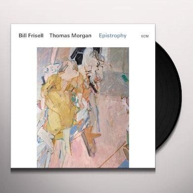 Bill Frisell EPISTROPHY Vinyl Record