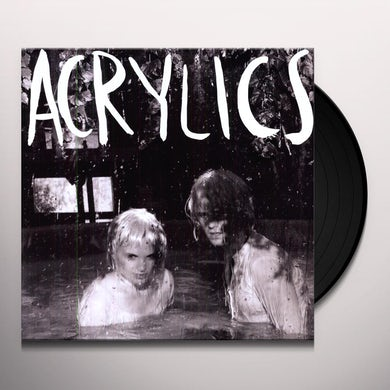 Acrylics LIVES & TREASURE Vinyl Record