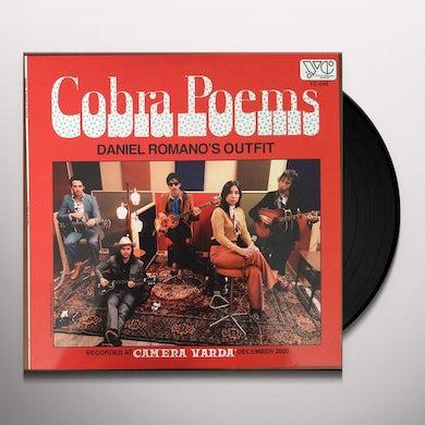 Cobra Poems Vinyl Record