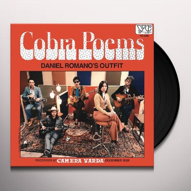 Daniel Romano Cobra Poems Vinyl Record